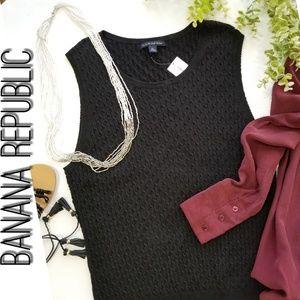 NWT BANANA REPUBLIC sweater soft knit tank top